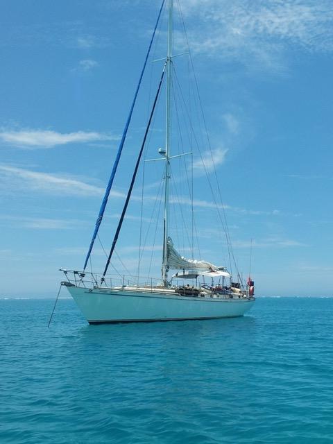Townsville Yacht & Boat Brokerage Blythe Spirit Yacht